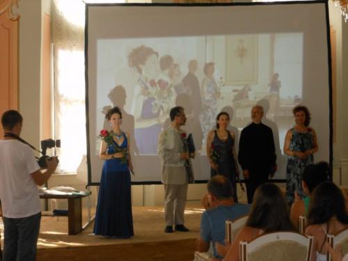 Irina Kotova, Christophe Levalois, Galina Matyukova, Dmitry Zoubow, Natalia Martsinkevitch